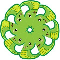Kawaii Snake Folding Umbrellas
