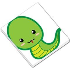 Kawaii Snake Small Memo Pads