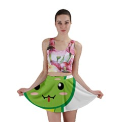 Kawaii Snake Mini Skirts