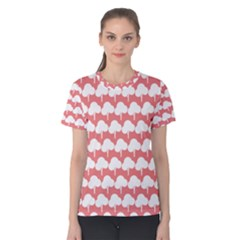 Tree Illustration Gifts Women s Cotton Tees