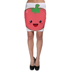 Kawaii Tomato Bodycon Skirts