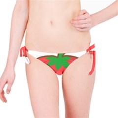 Kawaii Tomato Bikini Bottoms