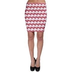 Tree Illustration Gifts Bodycon Skirts
