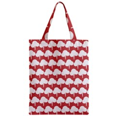 Tree Illustration Gifts Zipper Classic Tote Bags
