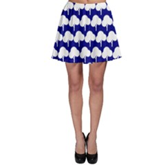Tree Illustration Gifts Skater Skirts