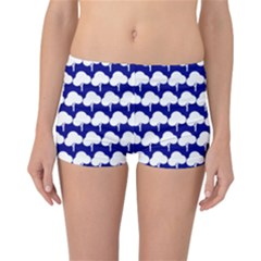 Tree Illustration Gifts Reversible Boyleg Bikini Bottoms