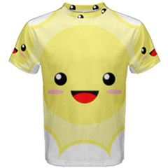 Kawaii Sun Men s Cotton Tees