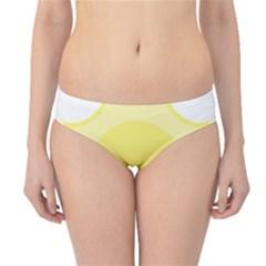 Kawaii Sun Hipster Bikini Bottoms