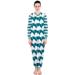 Tree Illustration Gifts OnePiece Jumpsuit (Ladies)