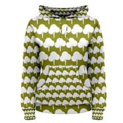 Tree Illustration Gifts Women s Pullover Hoodies