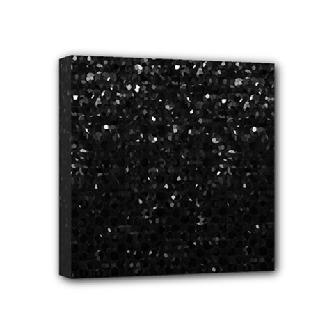 Crystal Bling Strass G283 Mini Canvas 4  x 4
