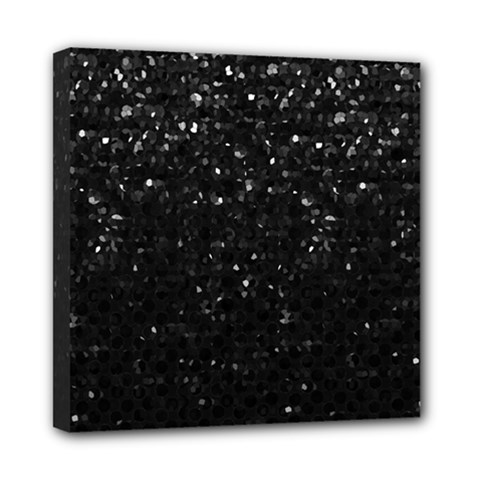 Crystal Bling Strass G283 Mini Canvas 8  x 8