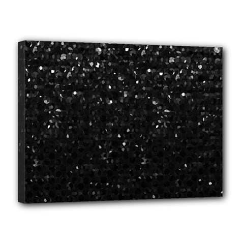 Crystal Bling Strass G283 Canvas 16  x 12