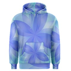 Abstract Lotus Flower 1 Men s Pullover Hoodies