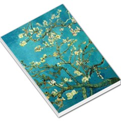Blossoming Almond Tree Large Memo Pads