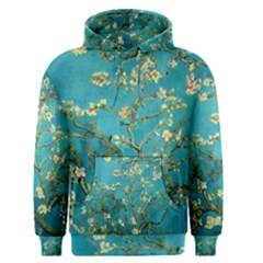 Blossoming Almond Tree Men s Pullover Hoodies