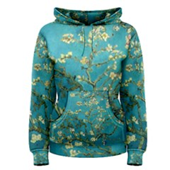 Blossoming Almond Tree Women s Pullover Hoodies