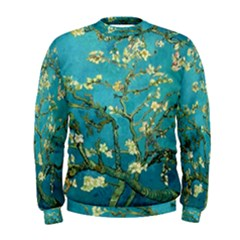 Blossoming Almond Tree Men s Sweatshirts