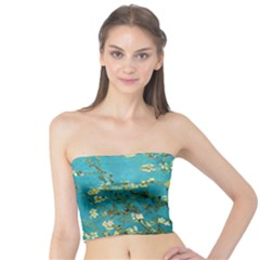Blossoming Almond Tree Women s Tube Tops