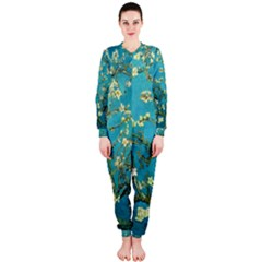 Blossoming Almond Tree OnePiece Jumpsuit (Ladies)