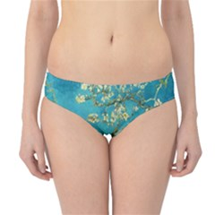 Blossoming Almond Tree Hipster Bikini Bottoms