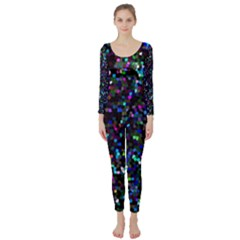 Glitter 1 Long Sleeve Catsuit