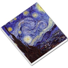 Van Gogh Starry Night Small Memo Pads