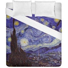 Van Gogh Starry Night Duvet Cover (double Size)