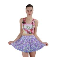 Glitter 2 Mini Skirts