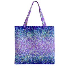 Glitter 2 Grocery Tote Bags