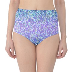 Glitter 2 High Waist Bikini Bottoms