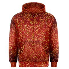 Glitter 3 Men s Zipper Hoodies