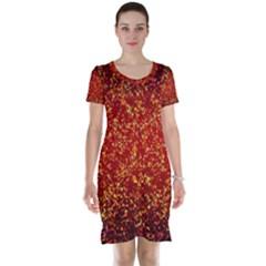 Glitter 3 Short Sleeve Nightdresses