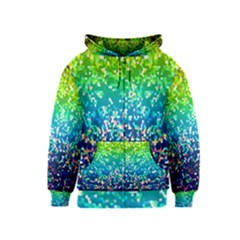 Glitter 4 Kids Zipper Hoodies