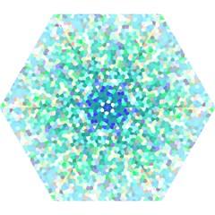 Mosaic Sparkley 1 Mini Folding Umbrellas