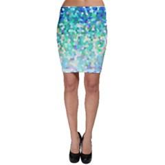 Mosaic Sparkley 1 Bodycon Skirts