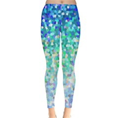 Mosaic Sparkley 1 Winter Leggings