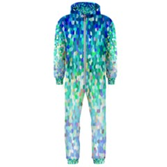 Mosaic Sparkley 1 Hooded Jumpsuit (Men)