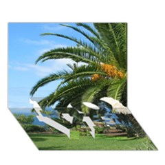 Sunny Tenerife LOVE Bottom 3D Greeting Card (7x5)