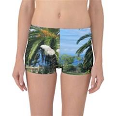 Sunny Tenerife Reversible Boyleg Bikini Bottoms