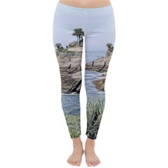 Tenerife,painted Version Winter Leggings
