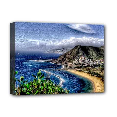 Tenerife 12 Effect Deluxe Canvas 16  x 12