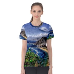 Tenerife 12 Effect Women s Cotton Tees