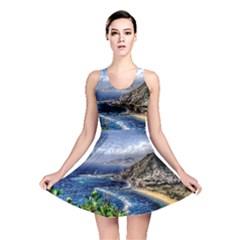 Tenerife 12 Effect Reversible Skater Dresses