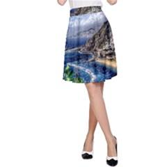 Tenerife 12 Effect A-Line Skirts