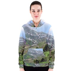 Tenerife 10 Women s Zipper Hoodies