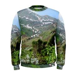 Tenerife 10 Men s Sweatshirts
