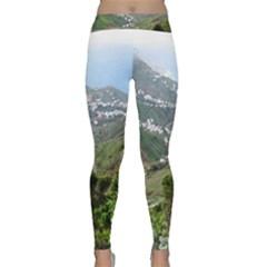 Tenerife 10 Yoga Leggings
