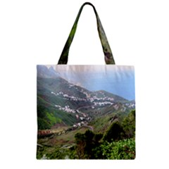 Tenerife 10 Zipper Grocery Tote Bags