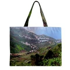 Tenerife 10 Zipper Tiny Tote Bags